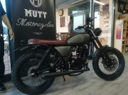 MUTT MOTORCYCLES HILTS 250CC