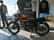 MUTT MOTORCYCLES SUPER 4 GOLD 125cc